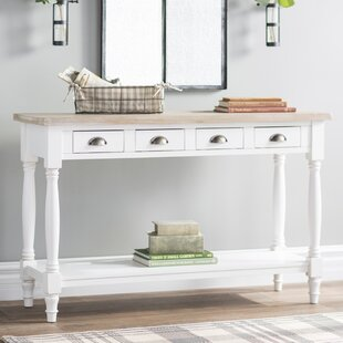 Abby Ann Console Table by August Grove Purchase