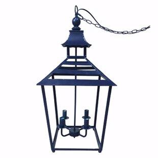Breakwater Bay Cliffland 4-Light Lantern Pendant