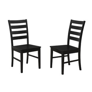 Sheetal Ladder Back Dining Chair (Set of ..