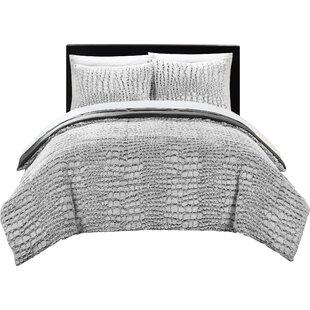 Ostrowski 7 Piece Queen Comforter Set