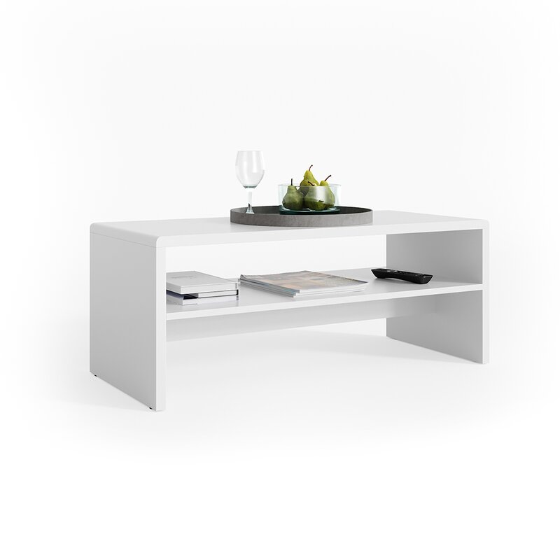 Vines Coffee Table by 17 Stories