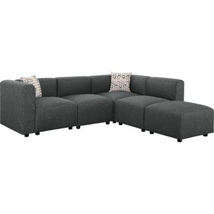 Lotte Reversible Modular Sectional by Wrought Studio Looking for