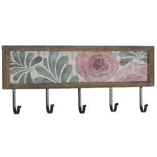 Brandenburg Wooden Wall Mounted Coat Rack (Set Of 2) By Williston Forge