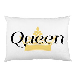 Queen Crown Pillowcase