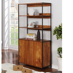 Melanie Standard Bookcase by 17 Stories New