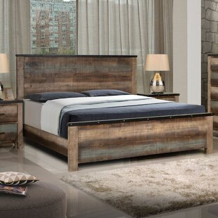 Shandra Panel Bed by Loon Peak