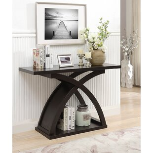 Review Mckinzie Console Table By Winston Porter