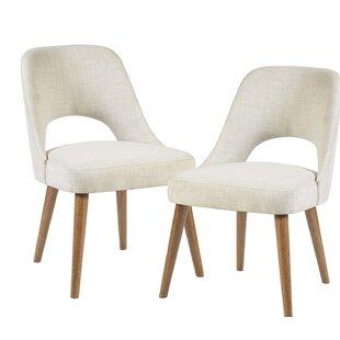 Berardi Upholstered Dining Chair (Set of ..