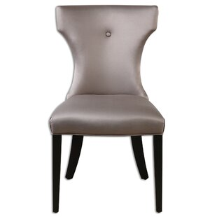 Wynter Satin Side Chair by Uttermost