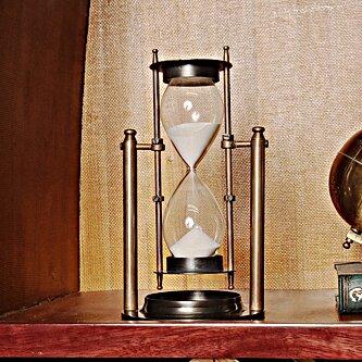 Old Modern Handicrafts Decorative Brass Revolving Sandtimer Reviews Wayfair