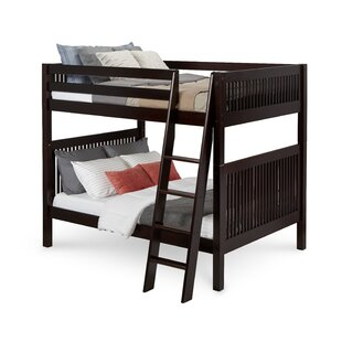 Find Oakwood Full over Full Bunk Bed by Harriet Bee Reviews (2019) & Buyer's Guide