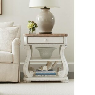 Juniper Dell End Table with Storage