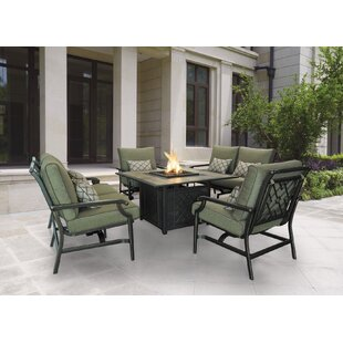 Darby Home Co Basden Loveseat with Cushions (Set of 2)