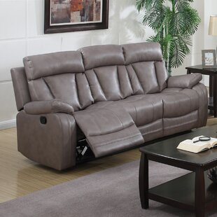 Compare prices Leanne Reclining Sofa by Latitude Run Reviews (2019) & Buyer's Guide