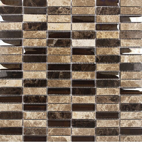 Parvatile Oakland Stacked X Mosaic Tile Wayfair - Daltile oakland