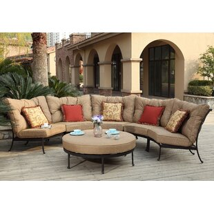 Lanesville 6 Piece Sectional Set with Cushions