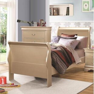 Siri Panel Bed by House of Hampton