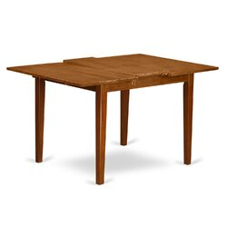Extendable Table wooden importers milan dining extendable table & reviews | wayfair