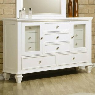 Ames 11 Drawer Combo Dresser