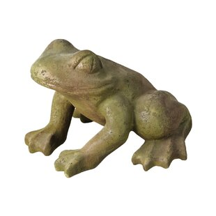 Lovely Animals Frog Of Garden Statue