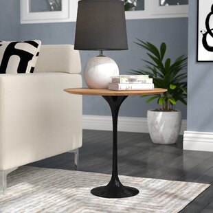 Bodgers End Table by Wade Logan