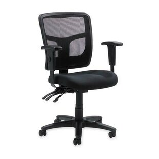86000 Series Managerial Mesh Task Chair by Lorell Spacial Price