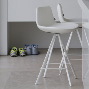 Fechteler 24 Swivel Bar Stool by Ivy Bronx