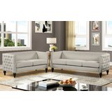 Ordaz 2 Piece Standard Living Room Set by Canora Grey