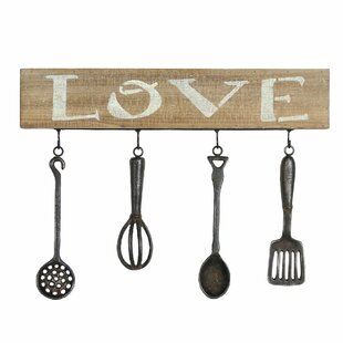 Kitchen Utensil Wall Décor
