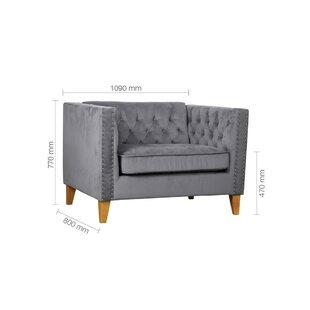 Dumont Armchair By Wrought Studio