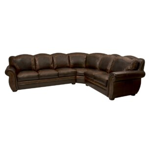 Casey Sectional by Artistic Leather