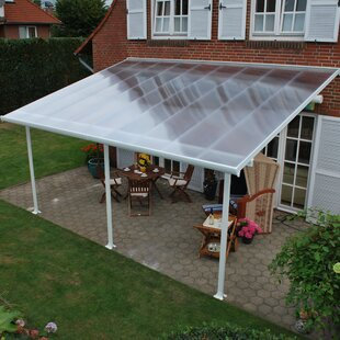 Feria? 28 ft. W x 13 ft. D Patio Awning by Palram