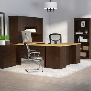 Alves Executive Desk Office Suite