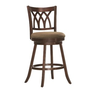 Eastham 29 Swivel Bar Stool Winston Porter