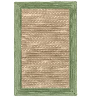 Dartmouth Hand-Woven Brown Indoor/Outdoor Area Rug