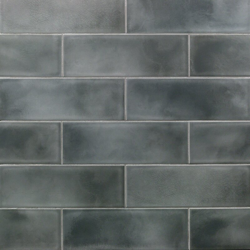 Ivy Hill Tile Piston Camp Glaze 4 X 12