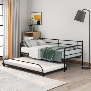 Twin Bed with Trundle by Mason amp Marbles