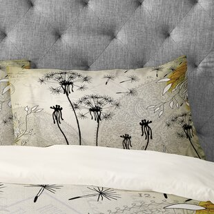 Iveta Abolina Little Dandelion Pillowcase