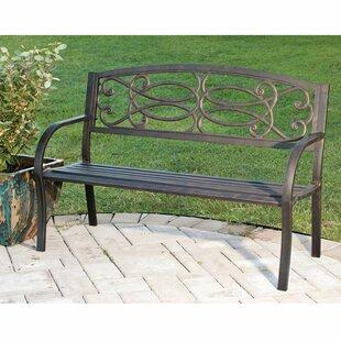 Antioch Garden Bench by Charlton Home