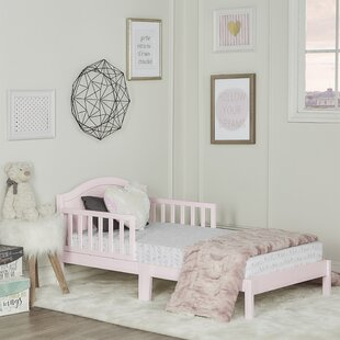 Clintonpark Toddler Bed by Harriet Bee