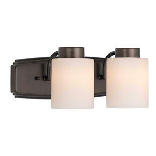 Zipcode Design Deon 2-Light Vanity Light