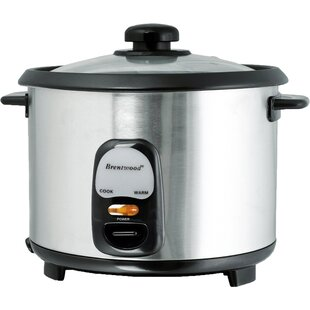 Brentwood Appliances Rice Cooker