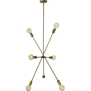 George Oliver Devita 6-Light Chandelier