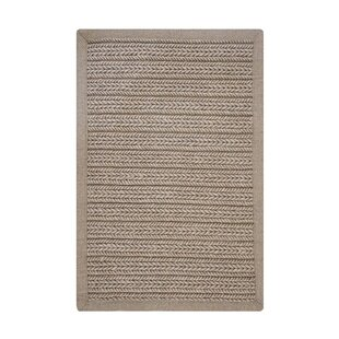 Ditto Ultra Durable Braided Copper Indoor/Outdoor Area Rug