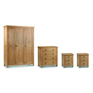 Edith 4 Piece Bedroom Set By Natur Pur