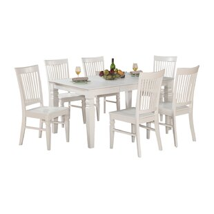 Pennington 7 Piece Dining Set Beachcrest Home