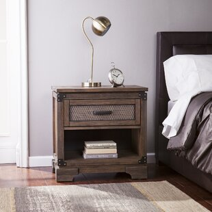 Villacorta 1 Drawer Nightstand