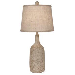 Pomfret Leaf 24 Table Lamp
