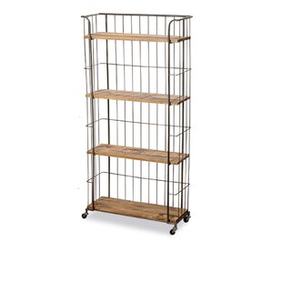 Aria 59 H Shelving Unit by Gracie Oaks