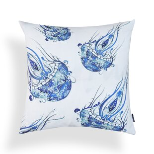 96624c2221c Kennedy Fish Tie-Dye Throw Pillow